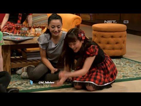 The Best of Ini Talkshow - Sule Geregetan Ngajarin Haruka Main Bekel