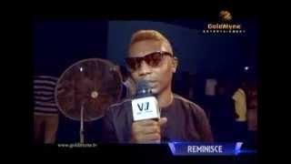 REMINISCE - Daddy ft. Davido [Behind The Scenes]