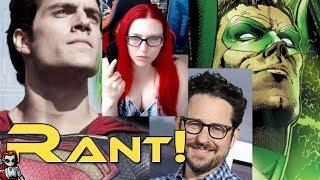 JJ Abrams Next Targets: Superman and Green Lantern?