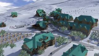 Powder Destinations - Valemount Glacier Destinations Master Plan