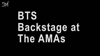 [RUS SUB][19.11.17] BTS Interview @ Adam Bomb Show