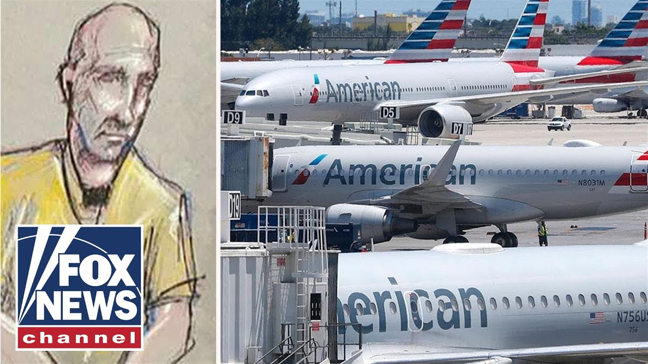 FOX News Mechanic accused of sabotaging passenger jet may have ties to ISIS