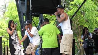 BRAND NUBIAN 360 Degrees + Punks Jump Up + One For All BRONX WEEK CONCERT 2015