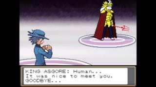 Undertale - Bergentrückung/Asgore (Pokemon FR/LG Soundfont)