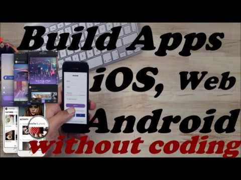 Best App Builder Without Coding | App Maker Software
