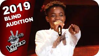 Beyoncé - Halo (Thapelo) | The Voice Kids 2019 | Blind Auditions | SAT.1