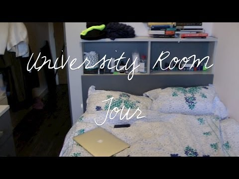 University Room Tour! | Sunbeamsjess
