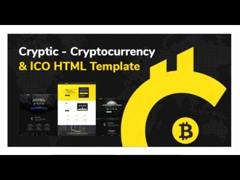 Cryptocurrency html template free download