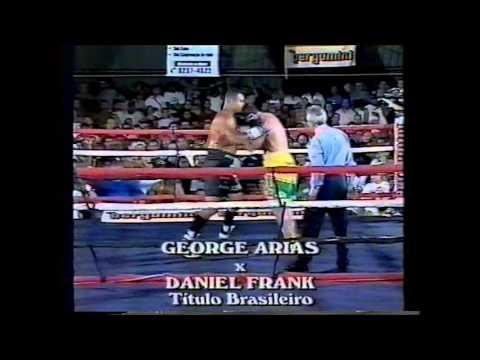 George Arias vs Daniel Frank Programa do Ratinho sbt