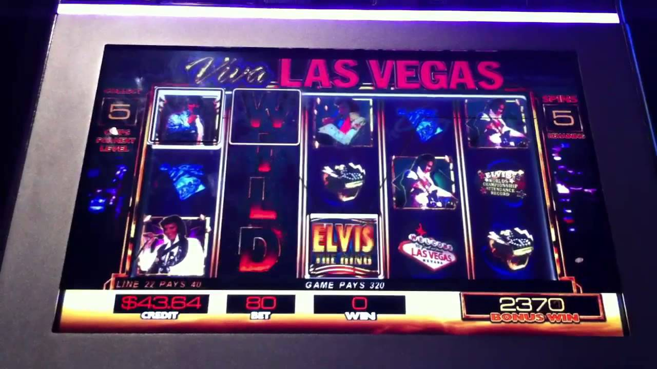 Slot machine elvis gratis