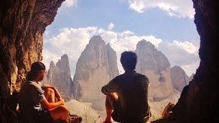 a swiss italian road trip climbing via ferrata routes and seeking the matterhorn