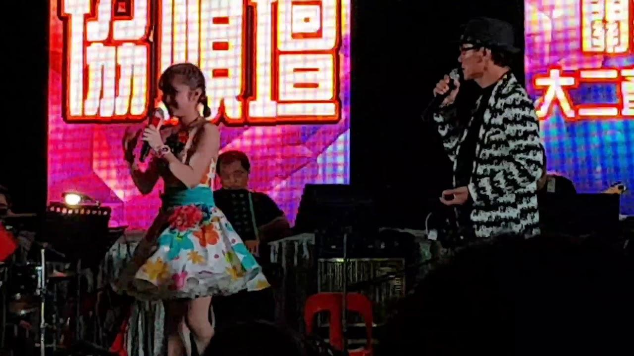 night stage show 阳光可乐和王雷 的主持