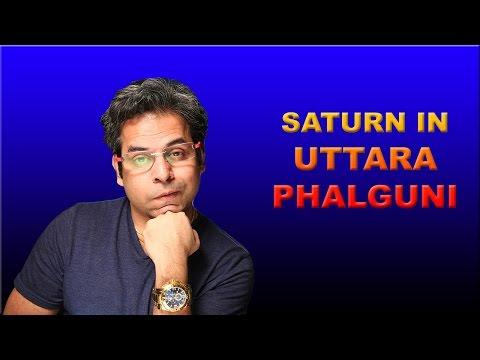 Saturn in Uttara Phalguni Nakshatra in Vedic Astrology