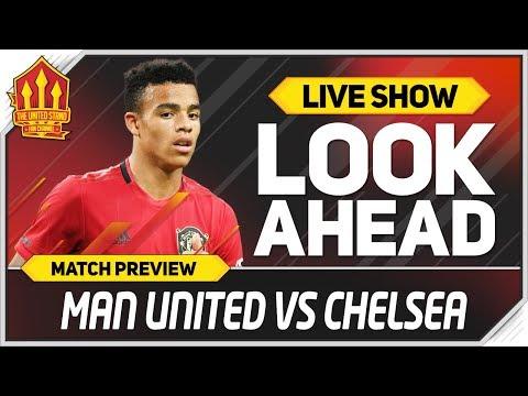 Manchester United vs Chelsea! Solskjaer vs Lampard! Man Utd News