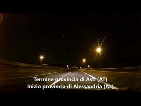 A21 - Dalla Tangenziale di Torino all'interconnessione con l'A26