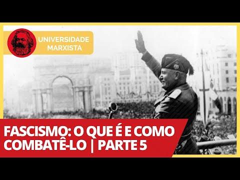 Fascismo: o que é e como combatê-lo | parte 5 - universidade marxista nº 286 mp3