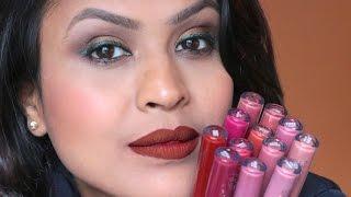 Colourpop Ultra Matte Liquid Lip Swatches Review Recommendations