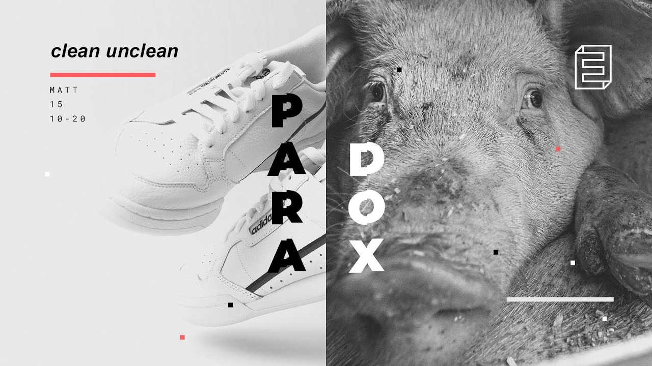 Paradox | Clean_Unclean Cover Image