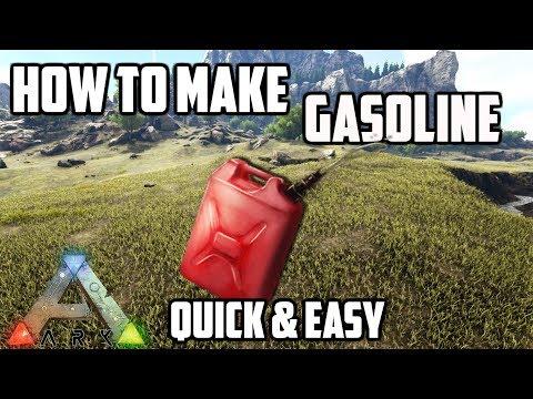 Gasoline - ARK: Survival Evolved Wiki Guide - IGN