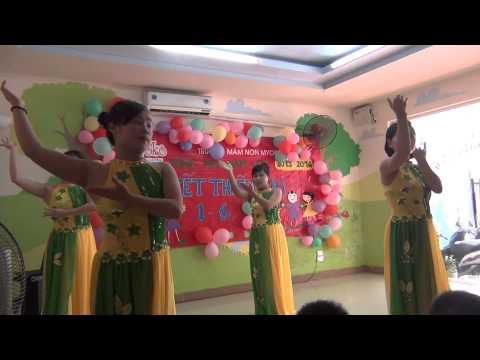 Myoko - GV múa Khúc hát ru người mẹ trẻ