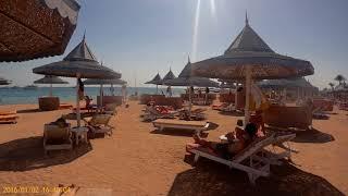 Hurghada Egipt Grand Resort Hotel Beach View