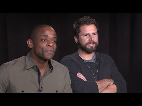 James Roday and Dule Hill reteam for 'Psych: The Movie'