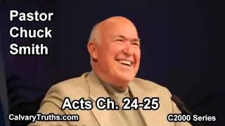 44 Acts 24-25 - Pastor Chuck Smith - C2000 Series