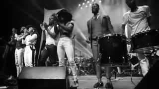 Hell You Talmbout x Janelle Monae feat. Wondaland live