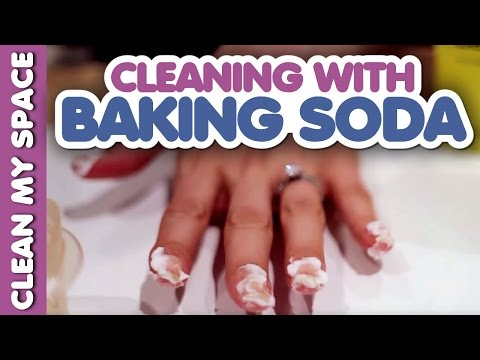 Baking Soda is Super Awesome For Cleaning! (Clean My Space)