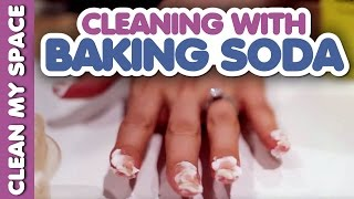 10 More Things You Can Clean With Baking Soda! How to Save Time & Money Cleaning (Clean My Space) Thumbnail