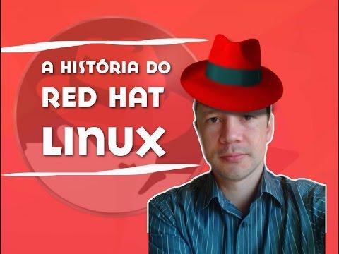 Os vários sabores de Linux (Red Hat Linux)