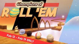 Roll 'em 10k Tournament   CoreGames