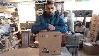 Сабвуфер Aura SW B121XL, распаковка, обзор комплектации