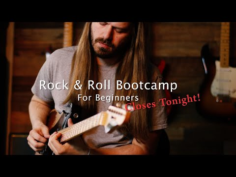 Rock & Roll Bootcamp Live Q&A