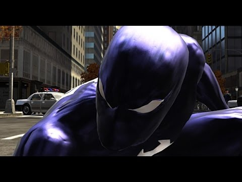Spider-Man: Web of Shadows All Cutscenes (Evil Path) Game Mo