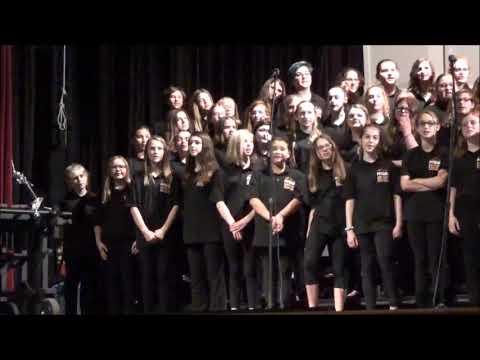 Pitman Middle School Spring 2019 Concert - Chorus