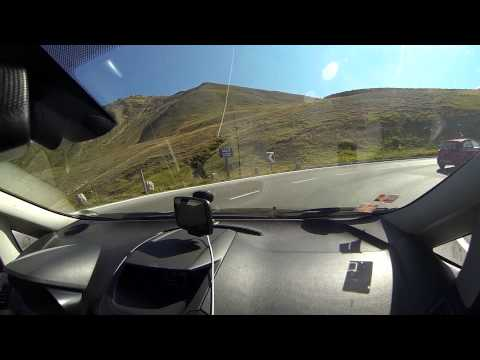 Complete drive -RAW- Grossglockner Hochalpenstrasse - 1080p60 - 1 Sep 2015