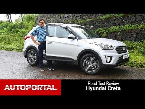 Hyundai Creta Test Drive Review Auto Portal