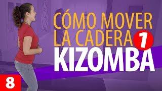 Cómo MOVER la CADERA en KIZOMBA #1 | Estilo Chica – Kizomba para Principiantes #8