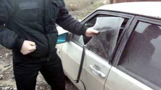 Как открыть машину - How to open a car