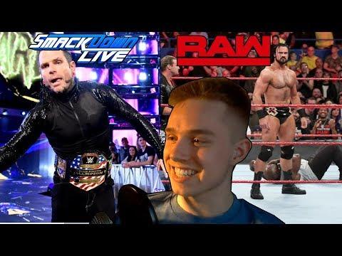 WWE Shake Up 2018 Reactions | Viel Verwirrung | MarcSarpei