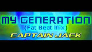 Watch Captain Jack My Generation video