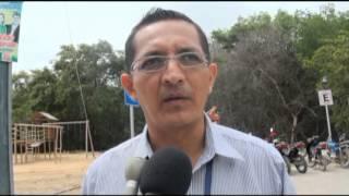 30 JULIO PRE GAD HUAQUILLAS RESTRINGE VENTAS AMBULANTES EN MALECON 2017 Video
