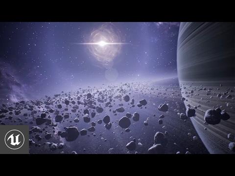 Protostar Demo: UE4 & Vulkan API   Unreal Engine