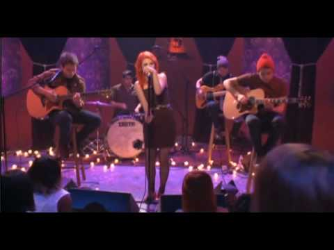 Paramore - Brick By Boring Brick (Mtv Unplugged)