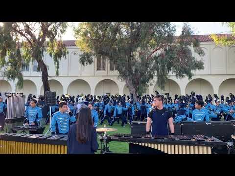 Walnut High School Practice CSBS Championships Division Finals 2018 @ Huntington Beach High School