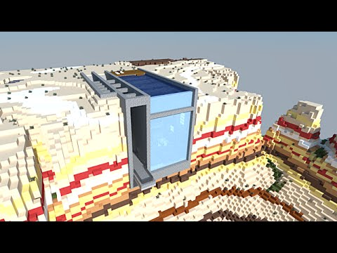 Minecraft comment faire une petite maison 3x3 doovi for Maison moderne 7x7