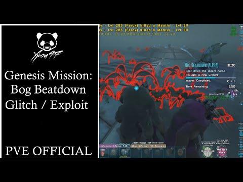 *Patched* Gauntlet - Bog Beatdown - Ferox Glitch/Exploit | ARK Survival Evolved