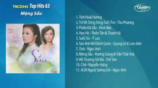 CD Top Hits 63 - Mộng Sầu