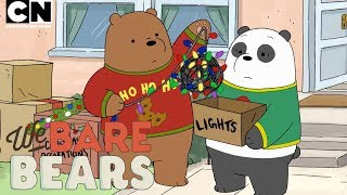 We Bare Bears | Chloe's Perfect Tree | Cartoon Network